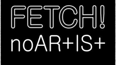 Photo of Fetch! a noAR+IS+ 20. května na nádražce