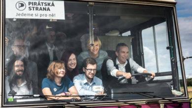 Photo of Česká pirátská strana zve na neformální posezení v pátek 20. září