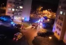 Photo of Požár ve věžáku na Kojetické naštěstí nezpůsobil žádné škody