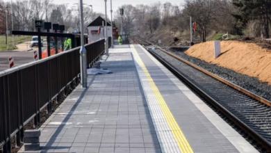 Photo of Od zítřka se svezete z nové vlakové zastávky Neratovice sídliště