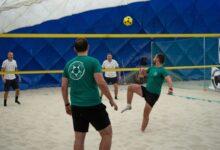 """Photo of Turnaj v """"plážovém nohejbalu"""" footvolley bude v sobotu 27. června v Beach Parku Mlékojedy"""
